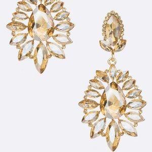 Hollywood Vintage Style Earrings